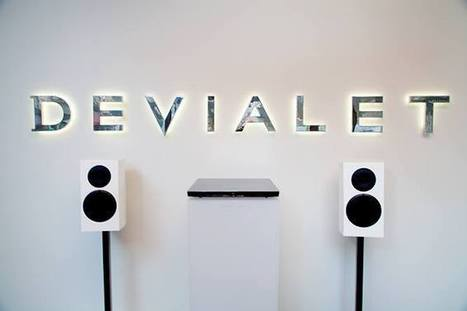 Devialet 110 and Atohm GT1 : Music in all its Splendor | Devialet | Scoop.it