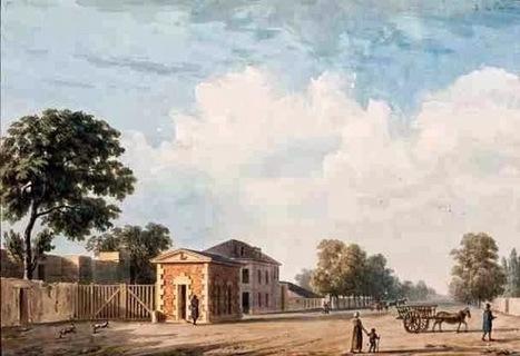 Le mur des fermiers généraux du coté des buttes Chaumont | GenealoNet | Scoop.it