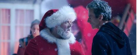 'Doctor Who': segundo trailer del episodio de Navidad 2014 - Pizquita.com   In the name of the Doctor   Scoop.it