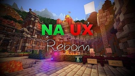 NA UX Reborn Resource Pack for Minecraft   Minecraft Resource Packs   Scoop.it