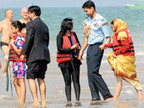 """""""President on beach, please shut eyes""""   Indian Photographies   Scoop.it"""