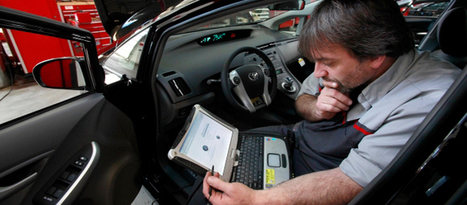 Automakers fail to fully protect against hacking | Technology News | Scoop.it