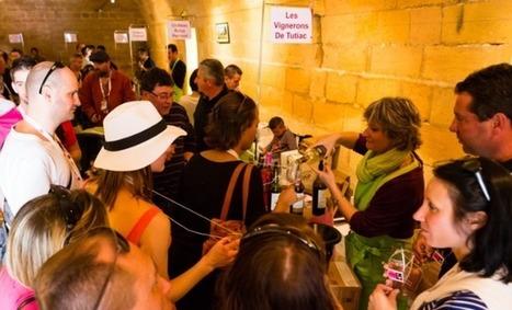 Le Printemps des Vins de Blaye fête ses 20 ans | Agriculture Aquitaine | Scoop.it