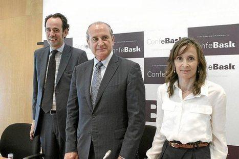 Confebask advierte que Euskadi tendrá una recuperación más lenta - El Mundo | Empleo | Scoop.it