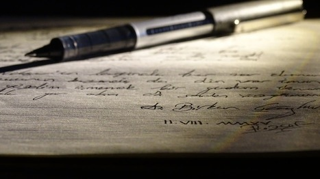 The Benefits of Writing by Hand Versus Typing  | Paraliteraturas + Pessoa, Borges e Lovecraft | Scoop.it