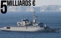 Défense : La France va moderniser des navires saoudiens pour plus d'un milliard d'euros | Analyse, veille, prévention, protection, sécurité, sûreté, défense, continuité, intelligences, etc... | Scoop.it