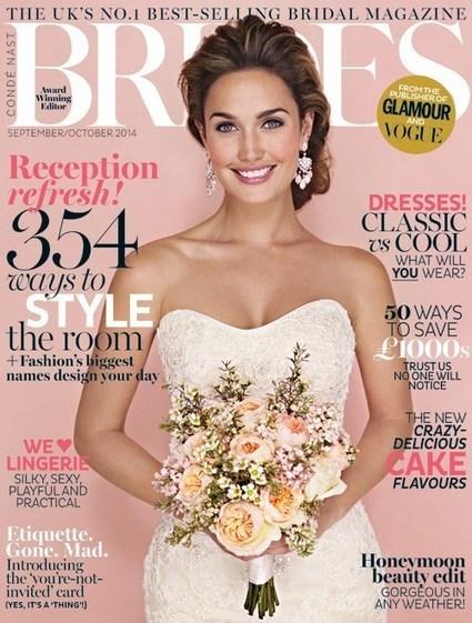 Best Designer Wedding Dresses 2014 (BridesMagazine.co.uk)   Monica qb wedding   Scoop.it