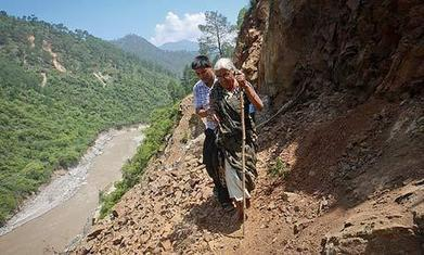 Indian floods leave tens of thousands stranded in Uttarakhand state #climate | Messenger for mother Earth | Scoop.it