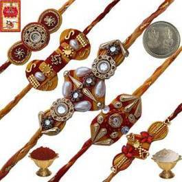 Choose Designer Rakhis Online On This Raksha Bandhan 2016   Gifts Gallery - Home Appliances, Home Furnishing, Home Decor, House Hold, Beauty Products   Scoop.it
