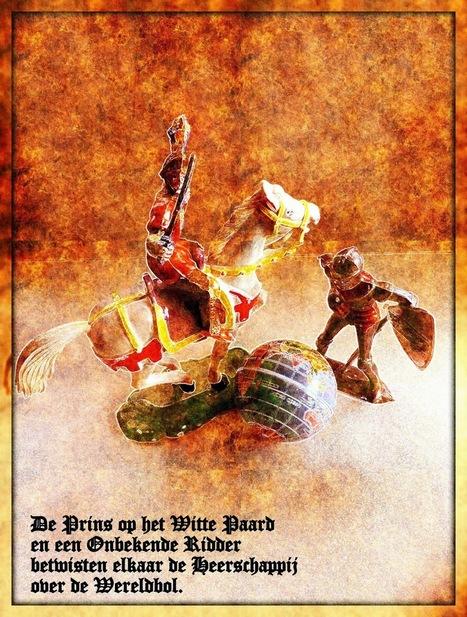 In het Web van Patrick Bernauw: De Prins op het Witte Paard speelt ook voetbal in Brazilië! | MaliënKolder | Scoop.it