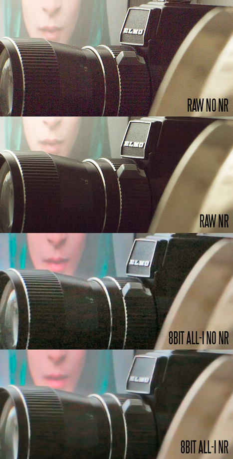 The REAL difference between normal DSLR video and 5D Mark III raw video » EOSHD.com   Digital filmaking   Scoop.it