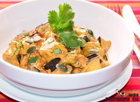 Curry de berenjenas | Re Coquinaria | Scoop.it