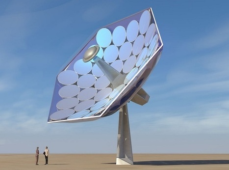 IBM Solar Collector Magnifies Sun By 2000X – These Could Provide Power To The Entire Planet | HempForFuture.com | Renewable Energy News | Scoop.it