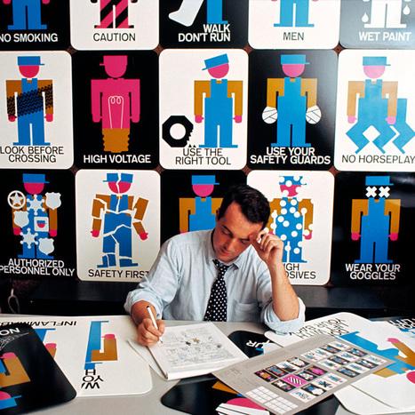 interview with graphic designer lance wyman - designboom   architecture & design magazine   Graphic Design   Scoop.it
