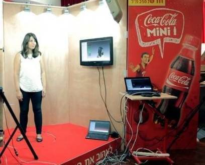 Coca-Cola brings 3D printing to advertising | COOL 3DPRINTING | Scoop.it
