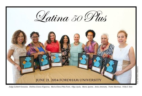 Latinas 50+ Honored in New York City | Leadership | Scoop.it