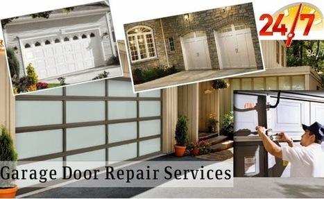 What to Remember Before Asking for Garage Door Repairing services | Garage Door Repair Encino | Scoop.it