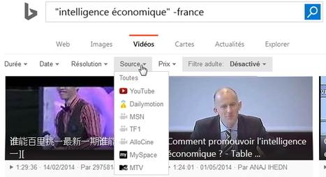 Veille sur les vidéos en ligne : Rechercher des vidéos | Outils Froids | François MAGNAN  Formateur Consultant | Scoop.it