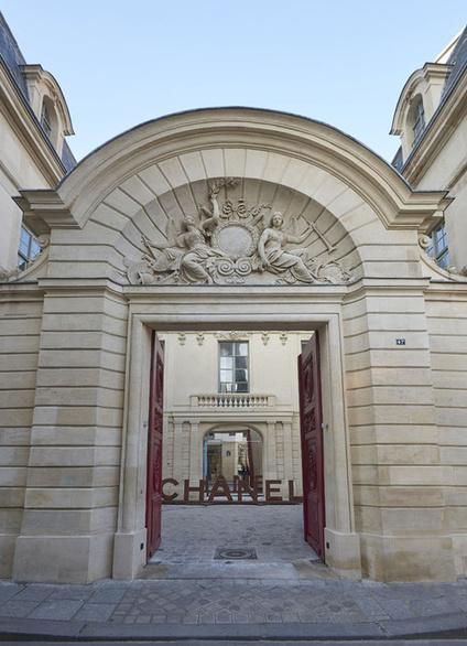Luxe | Chanel ouvre ses portes dans le Marais | Marché français des commerces | French Retail Market | Scoop.it