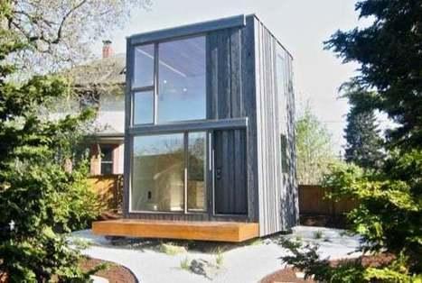359: pequeña casa giratoria | Procedimientos de construcción | Scoop.it