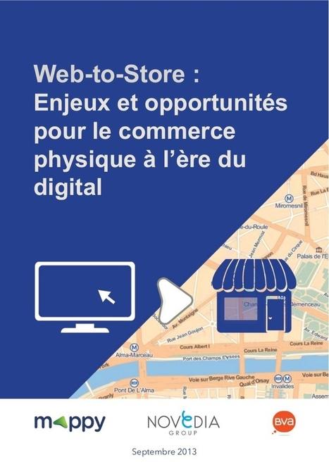 Web to store : les nouveaux parcours d'achat (é... | Web to Store & Fashion | Scoop.it