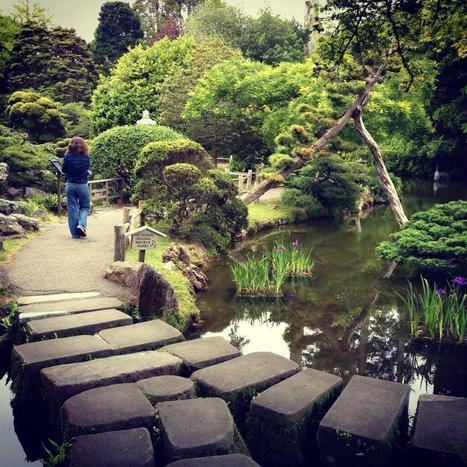 Twitter / LuvmyMACnCHEESE: Japanese Tea Garden ... | Japanese Gardens | Scoop.it