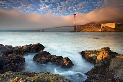 The Mystical Golden Gate Bridge | San Francisco's Life | Scoop.it