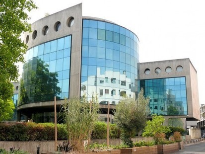 L'ancien siège de L'Humanité, signé Niemeyer, va devenir la sous ... - Moniteur | actualités en seine-saint-denis | Scoop.it