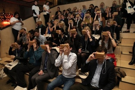 "The New York Times hopes its first virtual reality film, ""The Displaced,"" kicks off mass adoption of VR 