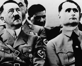 Remains of Nazi Rudolf Hess Exhumed : Discovery News | GenealoNet | Scoop.it
