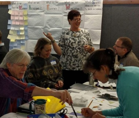 NGSS and Vermont's Changing Classrooms- Beyond the Four Walls! | K - 5 Science Education | Scoop.it