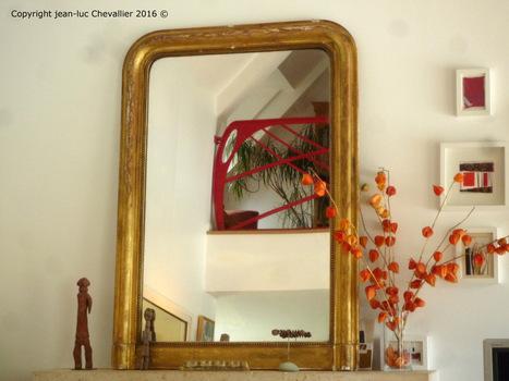 Garde corps design aux volutes Art Nouveau | Escalier Design Mobilier Contemporain de style Art Nouveau | Scoop.it