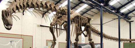 Britain's 'Oldest' Sauropod and a Jurassic World | Conformable Contacts | Scoop.it