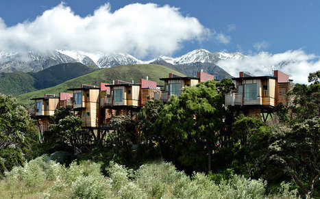 18 Of The World's Most Amazing Tree Houses | Architecture | Scoop.it