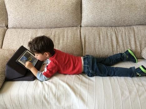 IPEVO PadPillow Stand para cualquier iPad (Review)   Reviews iPhone iPad accesorios   Scoop.it