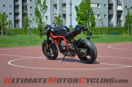 Pierobon F042 hstreet Ducati-Powered Sportbike | Photo Gallery | Ductalk | Scoop.it