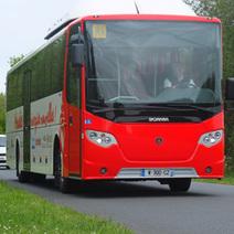 Le seul autocar gaz du marché expérimenté en Vendée | biogas, wind, renewables | Scoop.it