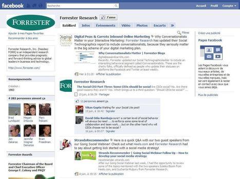 Marketing B2B: Devez-vous avoir une page Facebook ? | Customer Experience | Scoop.it