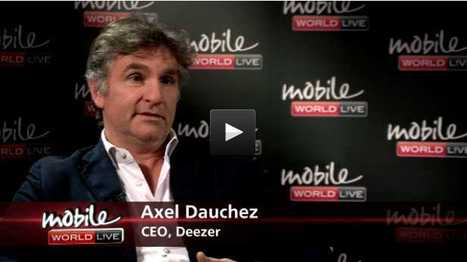 Operators key for subscription music, says Deezer CEO | Radio 2.0 (En & Fr) | Scoop.it