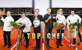 Audacieuse, la saison 4 Top Chef | Fêtes Gourmandes | Scoop.it
