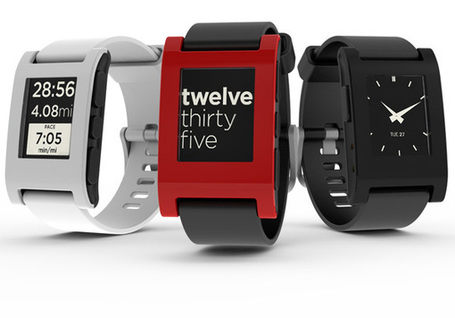 One Per Cent: Pebble smart watch set to ship to adoring backers | Sustainable Futures | Scoop.it