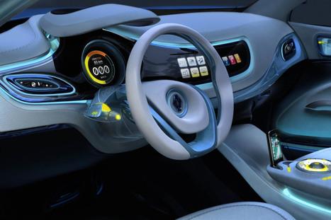 Pour Ghosn, la voiture du futur sera autonome et électrique | Le flux d'Infogreen.lu | Scoop.it