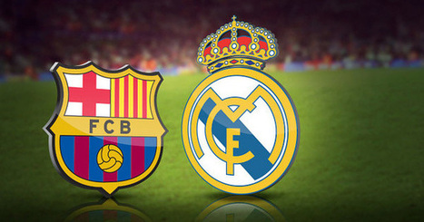 Composition Real Madrid - FC Barcelone | 25 octobre 2014 | Paris sportifs & bookmakers | Scoop.it