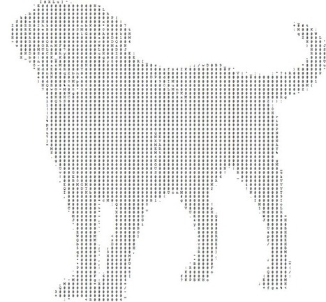 Tweet from @AsciiArtist | ASCII Art | Scoop.it