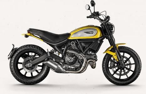 BlundstoneUS #HOWIROAM Contest   Ductalk Ducati News   Scoop.it