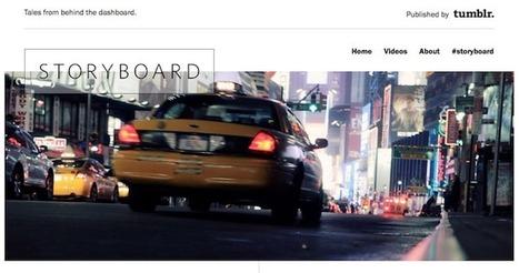 Tumblr lance un « Storyboard » pour découvrir les personnes ... | Ablacarolyn | Scoop.it