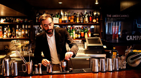The Apposite | 69 COLEBROOKE ROW | London Drinks | Scoop.it