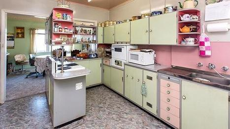 Unchanged 1960s home sells for million dollar price after one week on the market | All things Sixties | Scoop.it