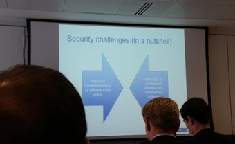 techUK: Securing the IoT - Workshop Review - ForgeRock Community   JANUA - Identity Management & Open Source   Scoop.it