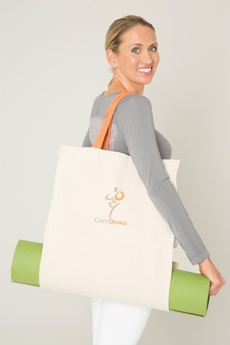 Yoga Accessories | Cozy Orange Yoga Clothing and Accessories | Yoga Accessories | Scoop.it